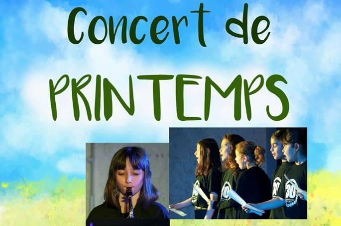 Chessy ► Concert de l' Ecole de Musique à l'église Saint-Nicolas
