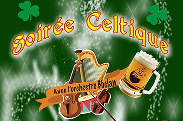 Coupvray ► Soirée Celtique organisée samedi 23 mars 2019 à la Salle polyvalente