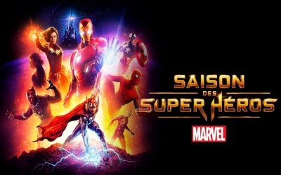 Disneyland Paris ► La Saison des Super-Héros Marvel du 23 mars au 16 juin