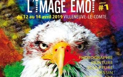 """Villeneuve le Comte ► Gros succès pour l'expo de Val d'Artistes """"L'Image Emoi"""""""