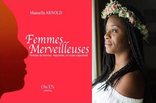 """Bailly-Romainvilliers ► Séance de dédicaces et interview de l'auteure """"Femmes Merveilleuses"""""""