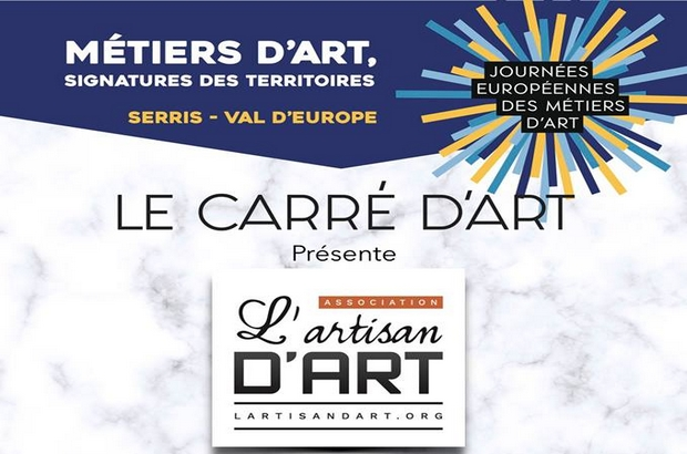 Serris ► Journées Européennes des Métiers d'Art 2019