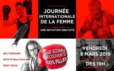 Lagny sur Marne ► Initiation self défense, savate, krav maga