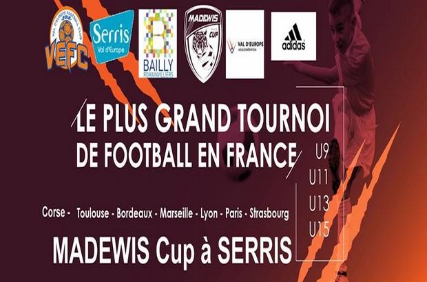 Serris ► Tournoi Madewis Cup 2019, stades 1 & 2 des Marmousets