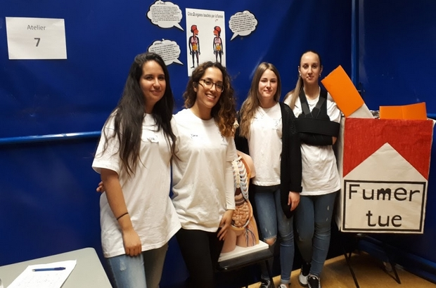 Magny le Hongre ► Un Forum Santé et Prévention organisé pour les collégiens