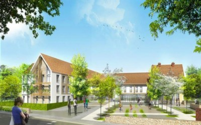 Serris ► Programme immobilier neuf – Les Cottages d'Amilly