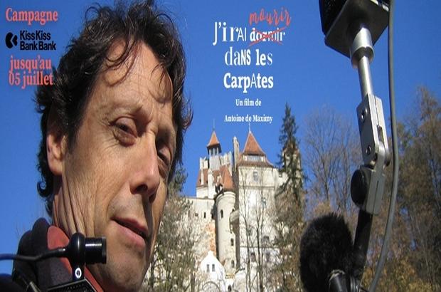 Serris ► Rencontrez Antoine de Maximy à la médiathèque de Val d'Europe le 1er juin