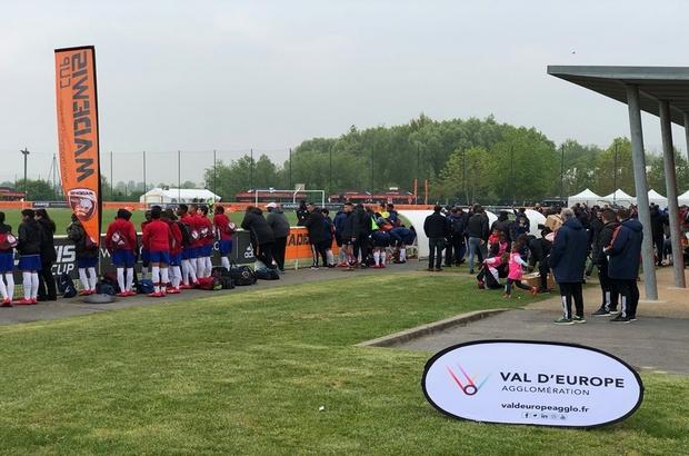 Serris ►Madewis Cup, un tournoi exceptionnel au Val d'Europe 2 & 3 mai 2019