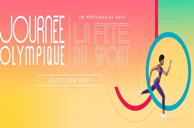 Bailly-Romainvilliers ► Journées Olympiques – Fête du Sport les 22 et 23 juin 2019