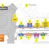 Chessy ►réaménagement des gares routières à partir du 1 er juillet 2019