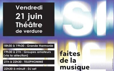 Bussy-Saint-Georges ► La Fête de la Musique aura lieu au Théatre de Verdure