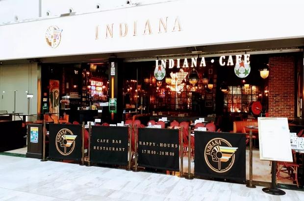 Serris ►Indiana Café diffuse Les matchs de l'équipe de France Féminine dès le 7 juin 2019