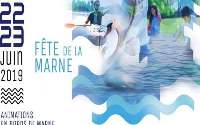 Lagny sur Marne ► Sur terre ou sur l'eau venez à la Fête de la Marne les 22 et 23 juin