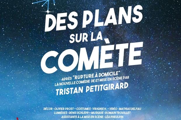"""Serris ►En avant-première """"Des plans sur la comète"""" le 8 juin à la Ferme Des Communes"""