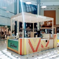 Serris ► Un kiosque Chatime s'installe place des Etoiles au Val d'Europe!