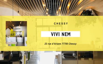 Chessy ► Le restaurant Vivi Nem, une cuisine aux influences laotiennes et vietnamiennes