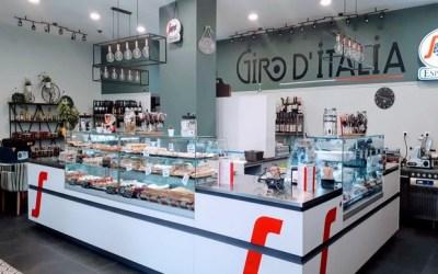 Serris ► Le Giro d'Italia, une épicerie fine de produits Italiens place Toscane