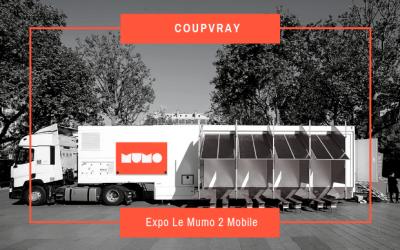 Coupvray ►Mumo 2, un musée mobile invite petits et grands à des visites insolites