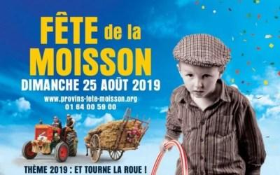 La 49eme édition de la Fête de la Moisson de Provins se déroulera dimanche 25 août