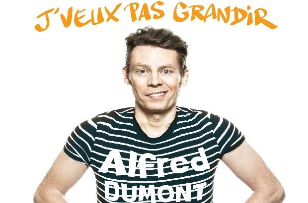 Thorigny sur Marne ►Alfred Dumont dans «J'veux pas grandir Théâtre de poche : En bord d'ô