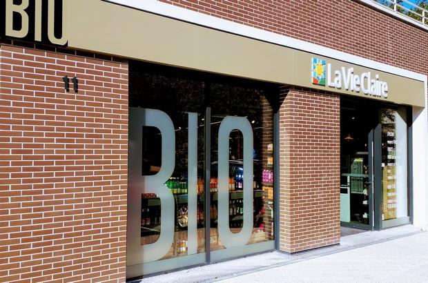 La Vie Claire ouvre un magasin bio rue de l'Aunette à Bailly-Romainvilliers