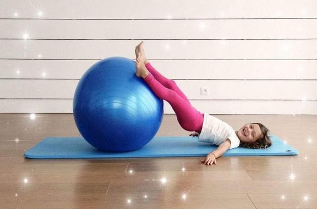 Chessy ► Capdanse propose un cours de Pilates adapté aux enfants les lundis soir