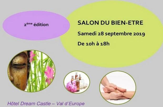 Magny le Hongre ► 2è édition du salon du bien-être le 28 septembre Hôtel Dream Castle
