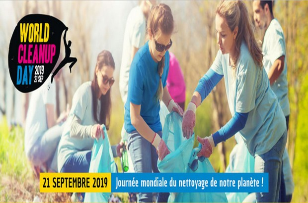 Participez à la journée World Cleanup Day le 21 septembre à Magny le Hongre