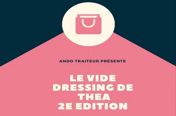 Serris ►2è édition du Vide Dressing de Théa au Hipark By Adagio Val d'Europe