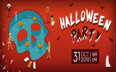 Halloween Party au Centre Aquatique du Val d'Europe jeudi 31 octobre