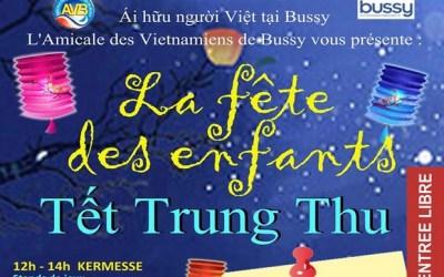 Bussy-Saint-Georges venez profiter de la Fête des Enfants organisée le 20 octobre