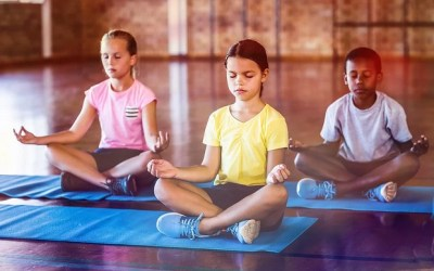 Le studio Lyloo Yoga vous propose un atelier yoga pour enfant le samedi à Coupvray