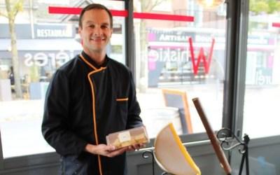 Amicalement Box, Lancement de la première box fromagère du Val d'Europe