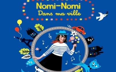 """[ANNULÉ] Spectacle enfant """"Nomi-Nomi dans ma ville """" à Serris dimanche 15 mars"""