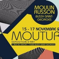 Mouture #2 : Exposition d'Art au Moulin Russon à Bussy-Saint-Georges