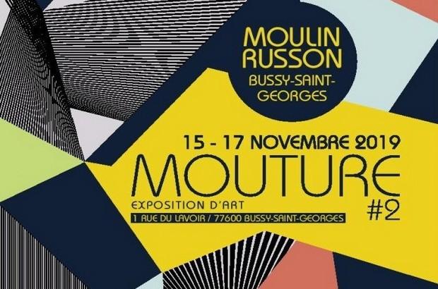 Mouture #2 : Exposition d'Art au Moulin Russon à Bussy-Saint-Georges