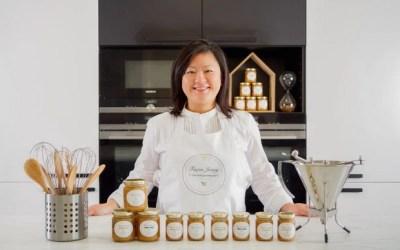 « Façon Jenny » un caramel au beurre salé à tartiner pas comme les autres !