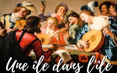 """Spectacle musical """"Une île dans l'île"""" au Millésime de Montévrain le 19 décembre"""