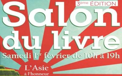 L'Asie et le manga seront à l'honneur au salon du livre de Bussy Saint-Georges