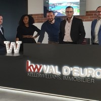 Serris : Ouverture d'un Market Center Keller Williams au Val d'Europe le 3 février 2020