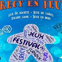 """Festival de jeux de société """"Crécy en Jeux"""" le 29 février 2020 et 1er mars à Crécy-la-Chapelle"""