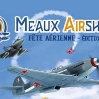 [ANNULE] Le meeting aérien Meaux airshow en 2022 à l'aérodrome de Meaux-Esbly