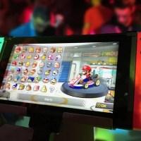Serris : Jouer sur grand écran avec la Nintendo Switch à la médiathèque du Val d'Europe