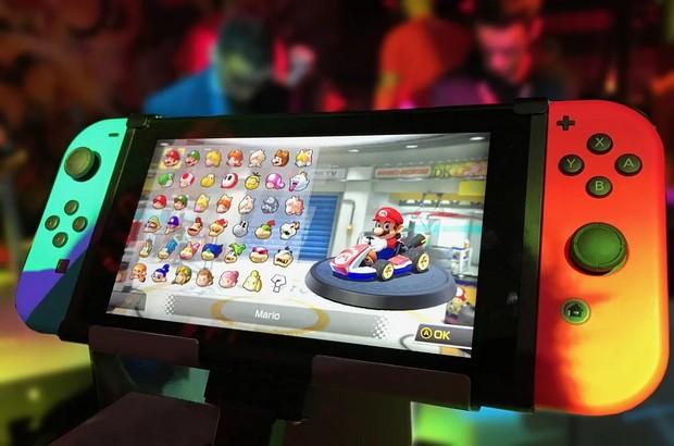 Lagny sur Marne : Des jeux vidéos pour toute la famille au Square Foucher de Careil