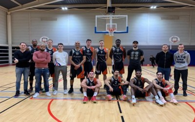 Bailly : Basket Club du Val d'Europe ( VEMBC) rencontre Coulommiers le 14 mars