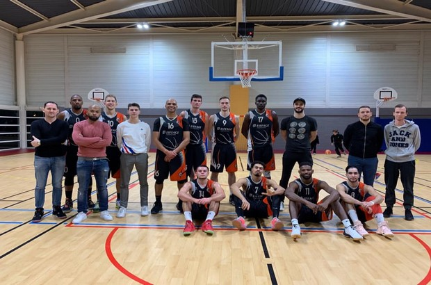 [ANNULÉ] Bailly : Basket Club du Val d'Europe ( VEMBC) rencontre Coulommiers