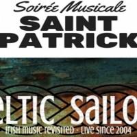 Saint-Patrick à Bailly-Romainvilliers avec un concert des Celtic Sailors le 14 mars