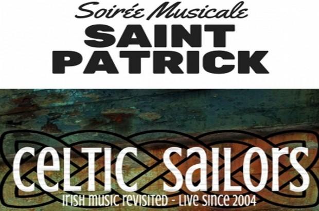 [ANNULÉ] Saint-Patrick à Bailly-Romainvilliers avec un concert des Celtic Sailors