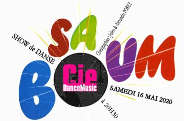 La Dance Music Cie présente Sa Boum à la Ferme de Corsange le 20 mai
