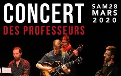[REPORTÉ] Magny le Hongre : Concert de l'École de Musique Intercommunale le 28 mars